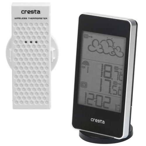 Cresta Weather Station BAR220 Black 70219.01