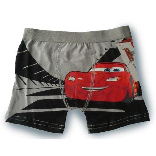 Cars Boxer Shorts - Grey
