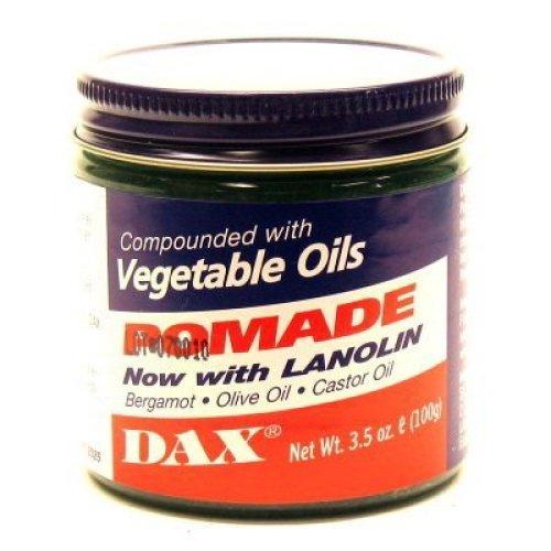 Dax Pomade (Bergamot) 3.5 oz. Jar