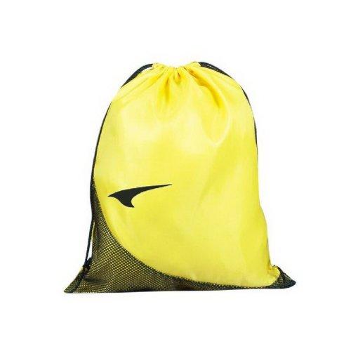 Team Equipment Bag Drawstring Bag Football Bag 37*44CM Yellow