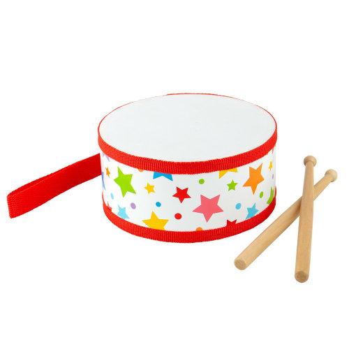 Bigjigs Toys Children's Junior Drum - Musical Instruments