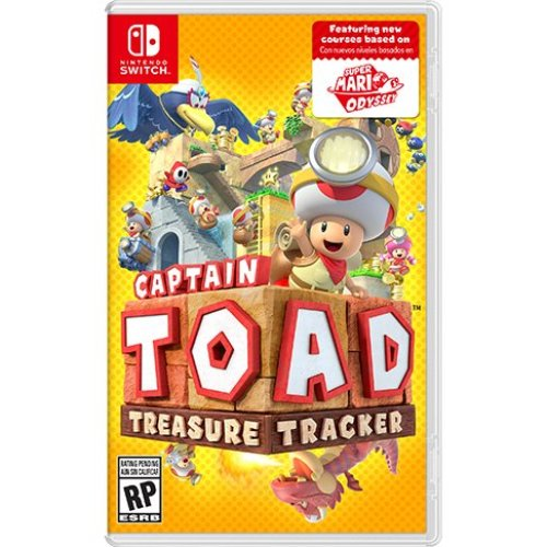 Nintendo Captain Toad: Treasure Tracker, Switch Basic Nintendo...