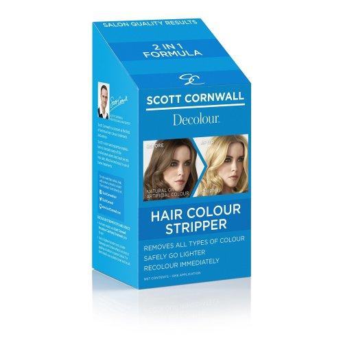 Scott Cornwall Decolour Hair Colour Stripper