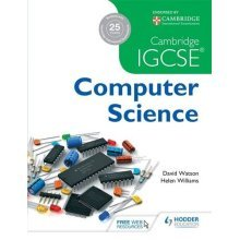 igcse computer science paper 1 Get latest cambridge igcse computer science past papers, marking schemes, specimen papers, examiner reports and grade thresholds our igcse computer science.