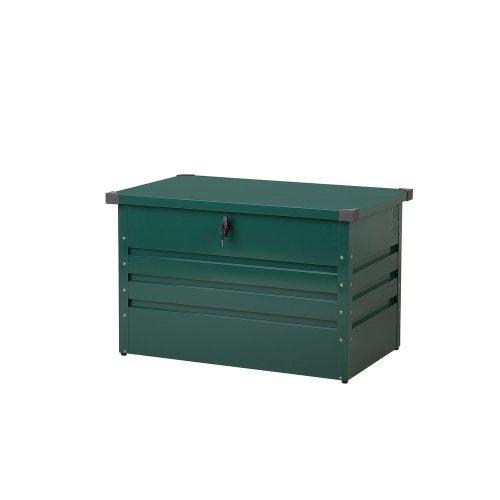 Garden Storage Box 100 x 62 cm Green CEBROSA
