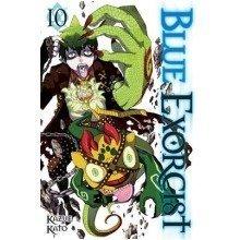 Blue Exorcist, Vol. 10