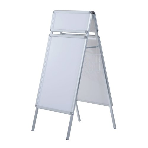 Homcom A1 Display Board | A-Frame Poster Stand