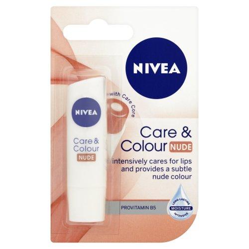 Nivea Lip Nude Care, 4.8 g