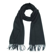 Stylish Shawl Luxurious Scarf Tassel Super Soft Luxurious Winter Warm Scarf (A )