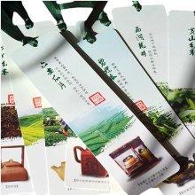 Set of 10 Famous Traditonal Ten Given Name Tea &Tea Pot Bookmark Best Gift