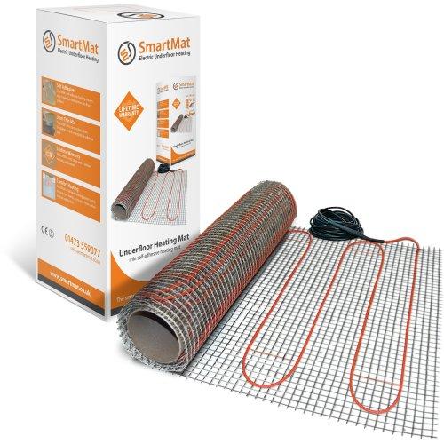 SmartMat 100w/m2 8.0m2 800w Underfloor Heating Mat