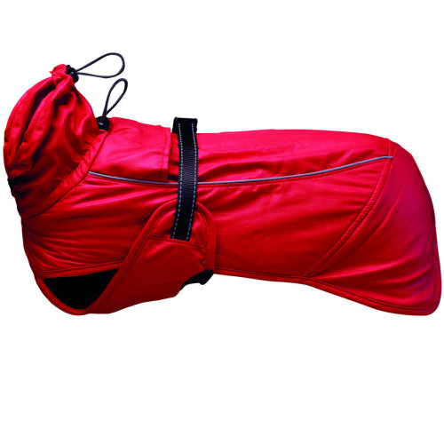 Muddy Paws Extreme Monsoon Dog Coat Red 60cm