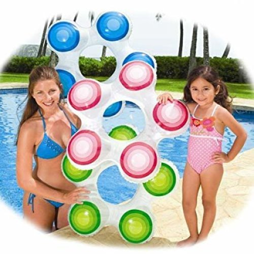 "INTEX 29"" x 28"" Inflatable Star Rings"