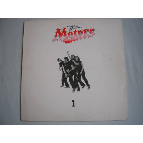 """THE MOTORS - """"1"""" UK LP 1977 ex/exminus"""