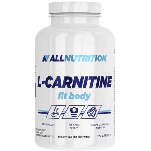 ALLNUTRITION  L-Carnitine Fit Body - 120 caps