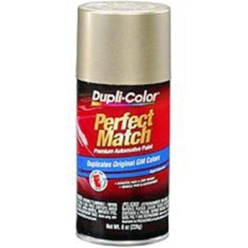 Krylon BGM0516 8 oz Perfect Match Automotive Paint, GM Gold Metallic