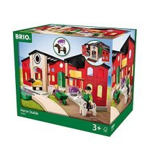 BRIO Countryside Horse Stable
