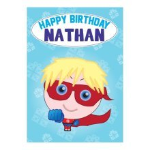 Birthday Card - Nathan