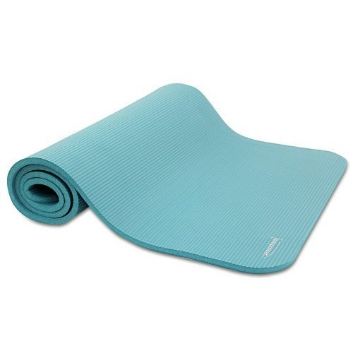 Empower Deluxe Fitness Mat (Teal)