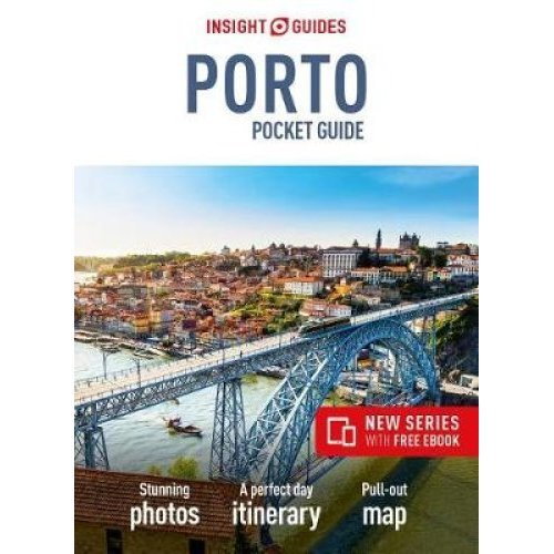 Insight Guides Pocket Porto (Travel Guide with Free eBook)