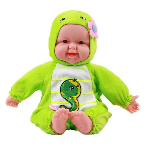 Lifelike Realistic Baby Doll/ Zodiac Doll/ Soft Body Play Doll, Snake Baby Doll