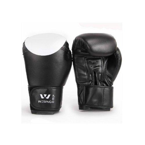Boxing Gloves for Men/Women Fitness Gloves Black