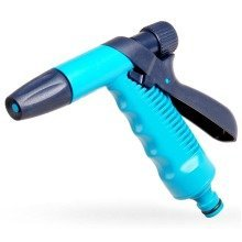 Garden Hose Plastic Spray Gun Nozzle Hand Sprinkler