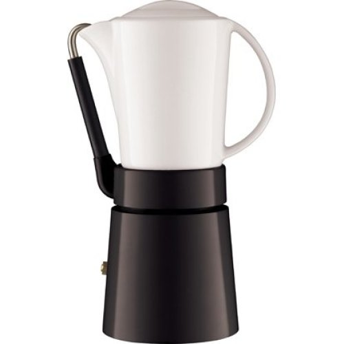Stove Top Cappuccino Maker - Aerolatte Porcellana Black Espresso Coffee Caffe -  aerolatte porcellana black stove top espresso coffee maker caffe