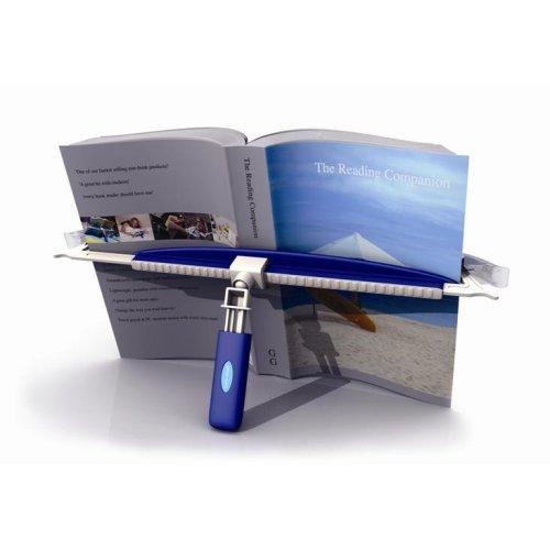 Easy Read Cookbook Stand, Adjustable Document Book Holder