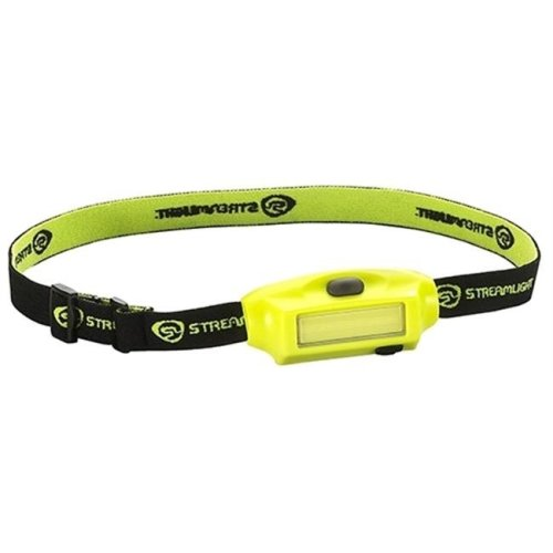 Streamlight STL-61700 Bandit USB Rechargeable Headlamp - Yellow