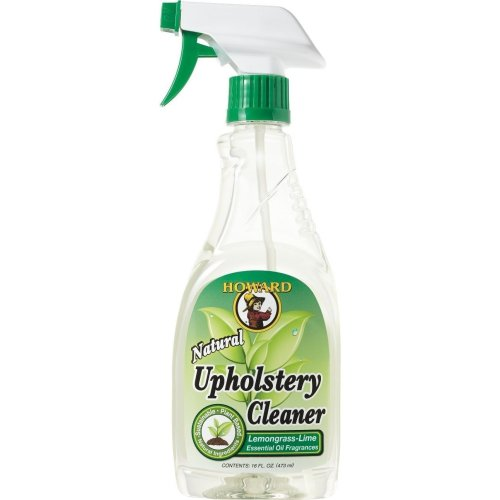 Howard Upholstery Cleaner, Natural Cleaning Products, Non Toxic, Eco Friendly Chemical Free Cleaning