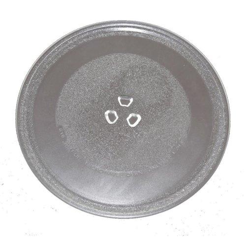 Universal Microwave Turntable Glass 255mm Fits Sanyo Universal
