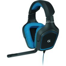 Logitech G430 Gaming Headset for PC Gaming, PS4, Xbox One with 7.1 Dolby Surround