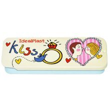 Cute Cartoon First Aid Bandages Bandaging Supplies Band Aids- Love