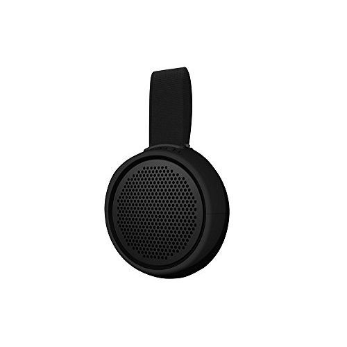 Braven 105 Wireless Portable Bluetooth Speaker Waterproof Outdoor 8 Hour Playtime with Action Mount Stand Black