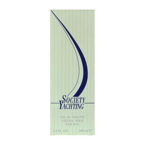 Society Parfums Society Yachting For Men Eau De Toilette Spray 3.4oz/100ml