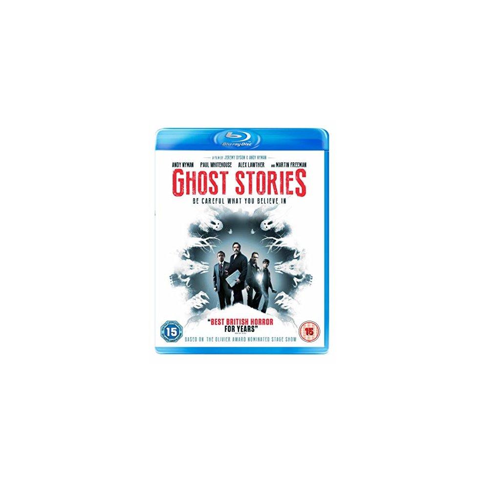 Ghost Stories [Blu-ray] [2018] [DVD]