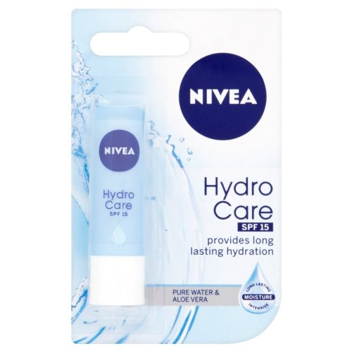 Nivea Pure Water and Aloe Lip Hydro Care 4.8g