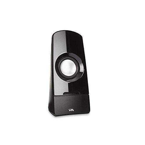Computer speakers a powerf 2 0 desktop speaker system from Cyber Acoustics CA 2050