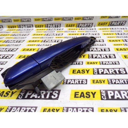 MAZDA 6 LEFT SIDE REAR DOOR HANDLE