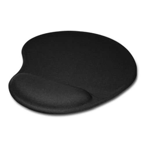 Jedel Mouse Pad With Ergonomic Wrist Rest Black H-02
