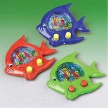 Official Costumes Fish Ring Toss Water Game (1 Piece)