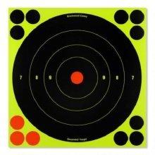 348255 Bw Casey Shoot-N-C 8 Round Target 30 Sheet Pack