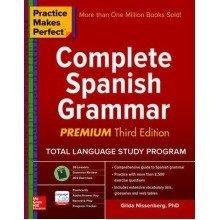 Practice Makes Perfect: Complete Spanish Grammar, Premium