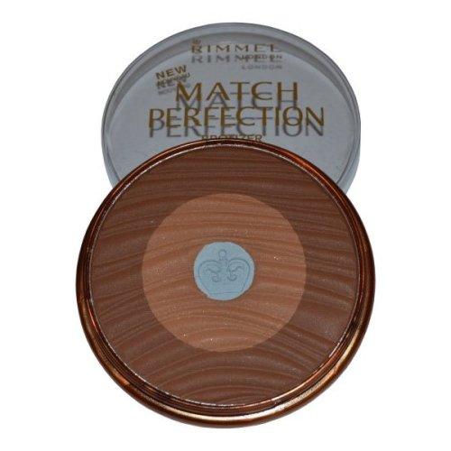 Rimmel London Match Perfection Bronzer 15g Medium/Dark