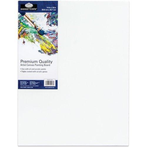 """essentials(TM) Premium Canvas Board-14""""X18"""""""