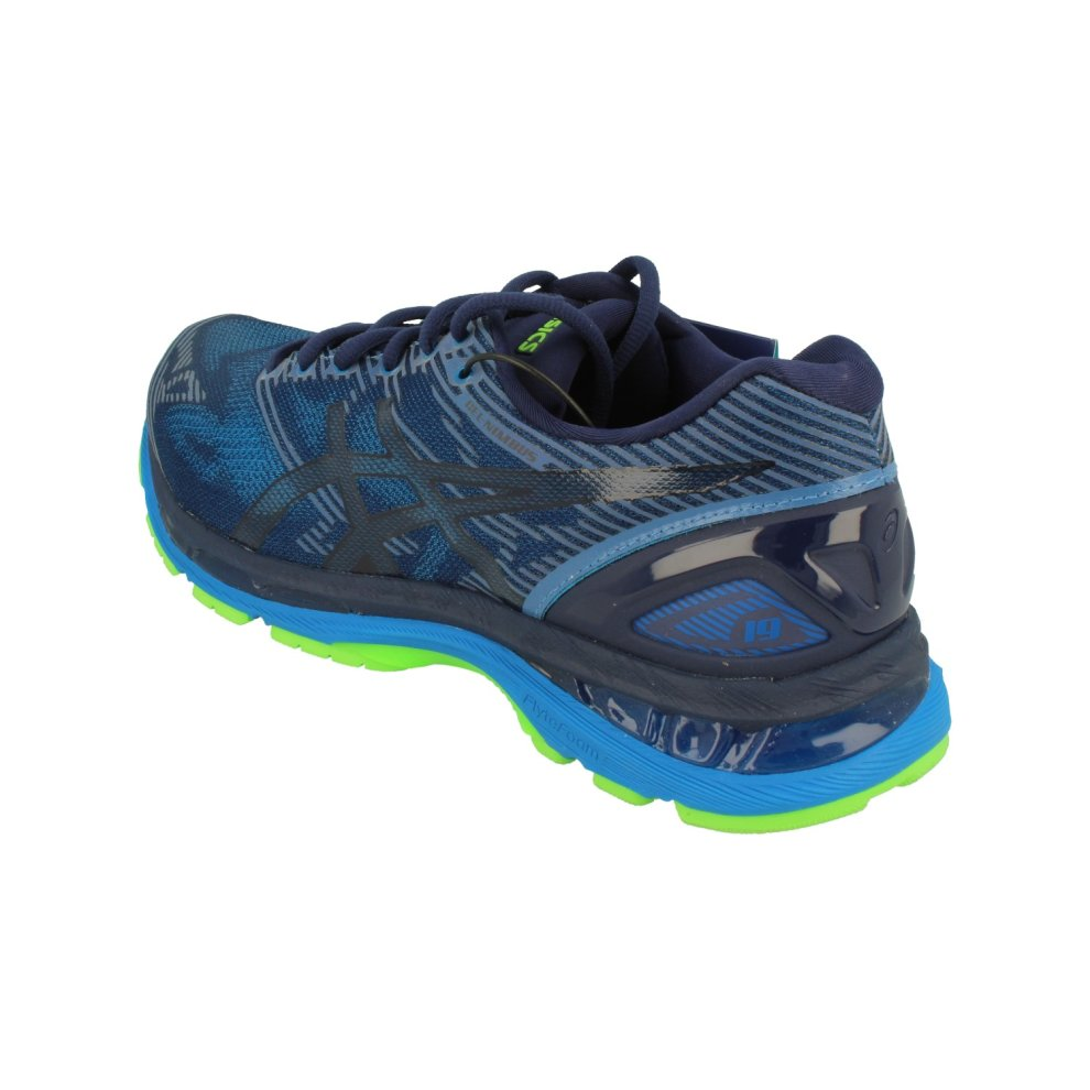 new products c5d3c 84390 Asics Gel-Nimbus 19 Lite-Show Mens Running Trainers T7C3N Sneakers Shoes