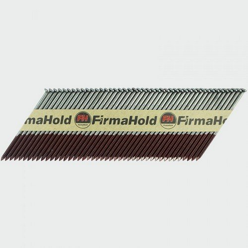 Firmahold CBRT50 FirmaHold Nails Ringed Shank Bright 2.8 x 50 Box of 3,300
