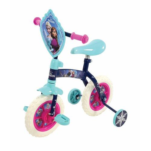 """Frozen 2-in-1 10"""""""" Training Bike"""