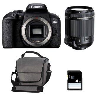 CANON EOS 800D + TAMRON 18-200mm F3.5-6.3 Di II VC
